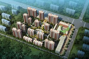 泗阳东湖新城